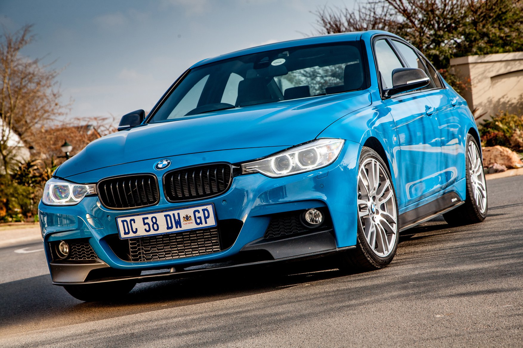 BMW 3-Series M Performance Edition – эксклюзив для Африки ...