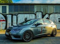 Tij-Power сделал SEAT Leon 5F Cupra еще более «горячим»