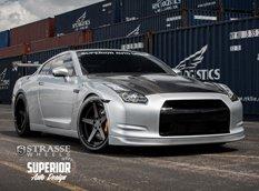 1000-сильный Nissan GT-R в тюнинге Superior Auto Design