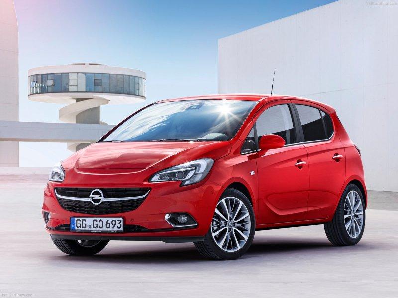 Тест-драйв Opel Corsa (2015)