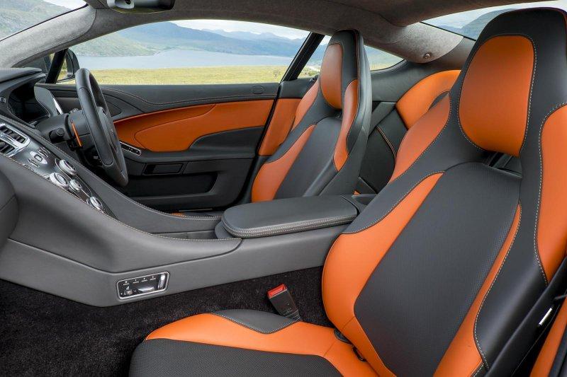 Aston Martin обновил спорткары Vanquish и Rapide S