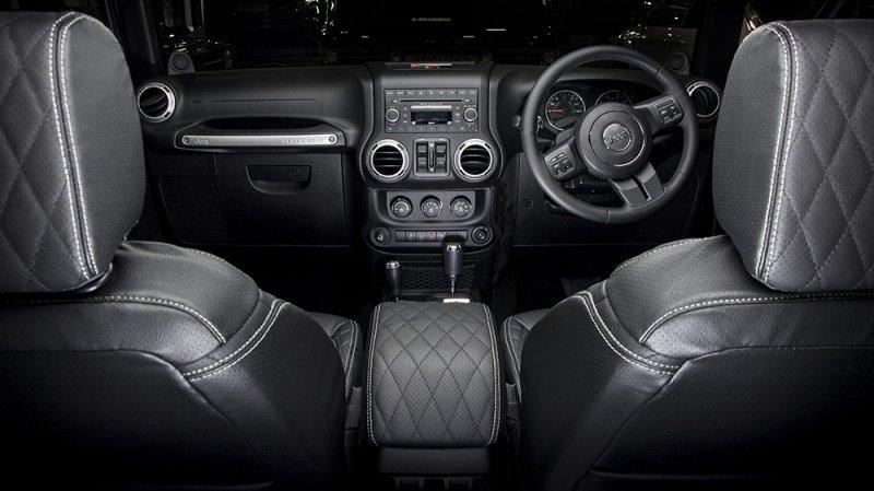 A. Kahn Design продает Jeep Wrangler Chelsea Truck за 53 600$
