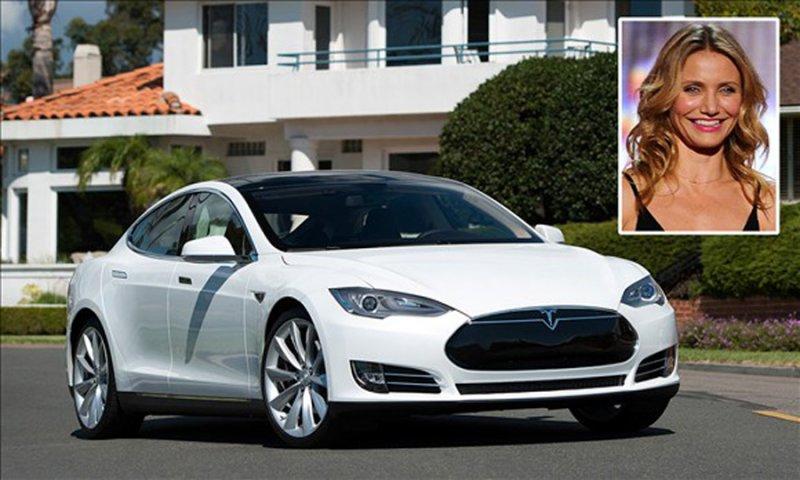 Звёзды и их экологически чистые авто