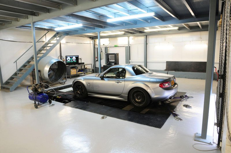 BBR разработал тюнинг-пакет Super 200 для Mazda MX-5