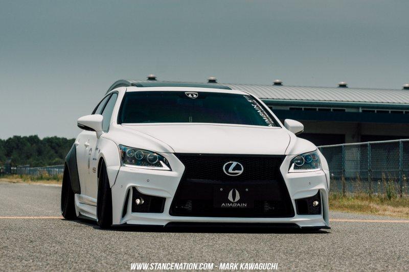Lexus LS460 GT-VIP от японского ателье Aimg width=