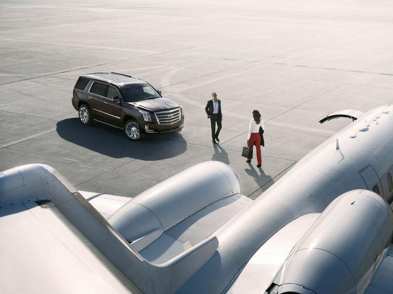 Топовый Cadillac Escalade Platinum оценили в 90 270$