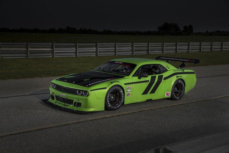 Dodge Challenger SRT получил гоночный вариант для Trans Am Series