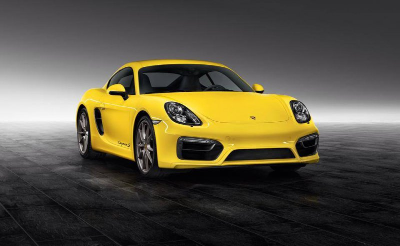 Porsche Exclusive представил Cayman S Sport Design Package