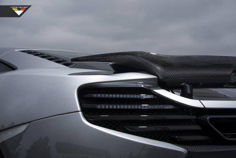 Vorsteiner показал очередной доработанный суперкар McLaren MP4-VX