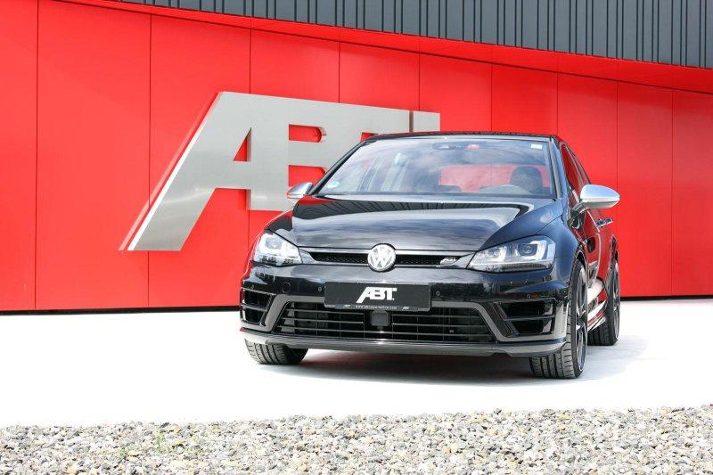 ABT Sportsline сделал новый Volkswagen Golf R еще мощнее