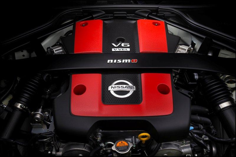Nissan 370Z Nismo 2015 для Европы оказался слабее на 11 л. с.