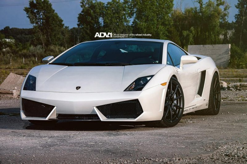 Lamborghini Gallardo Twin-Turbo от Underground Racing