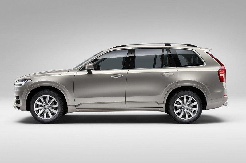 Volvo официально рассекретил второе поколение XC90