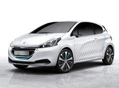 В Париже покажут «воздушный» гибрид Peugeot 208 HYbrid Air 2L