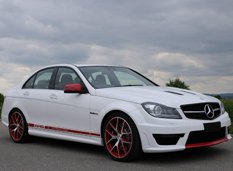 Австралийский Mercedes C63 AMG Edition 507 от Performance Studio