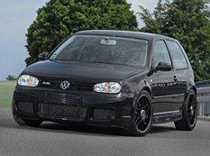 HPerformance форсировал Volkswagen Golf IV R32 до 650 л. с.