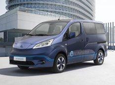 Nissan построил премиальный электрический фургон e-NV200 VIP