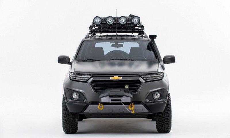 Лучшим концептом Москвы признали новый Chevrolet Niva