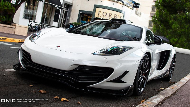 McLaren MP4-12C Velocita Wind Edition от DMC