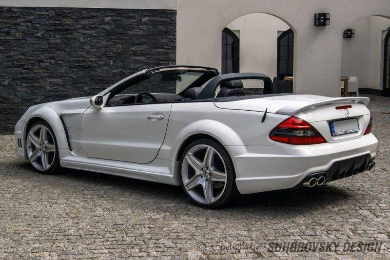 Mercedes-Benz SL R230 ATS.1 �� Suhorovsky Design