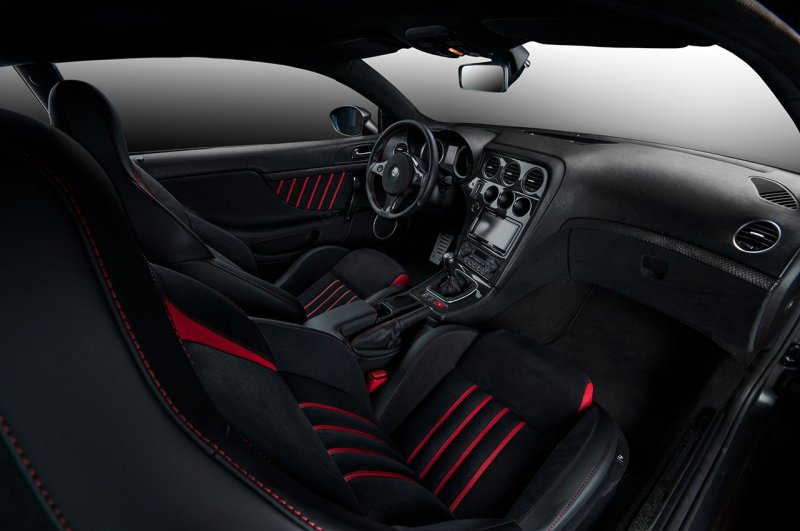 Alfa Romeo Brera Italia Independent от Vilner