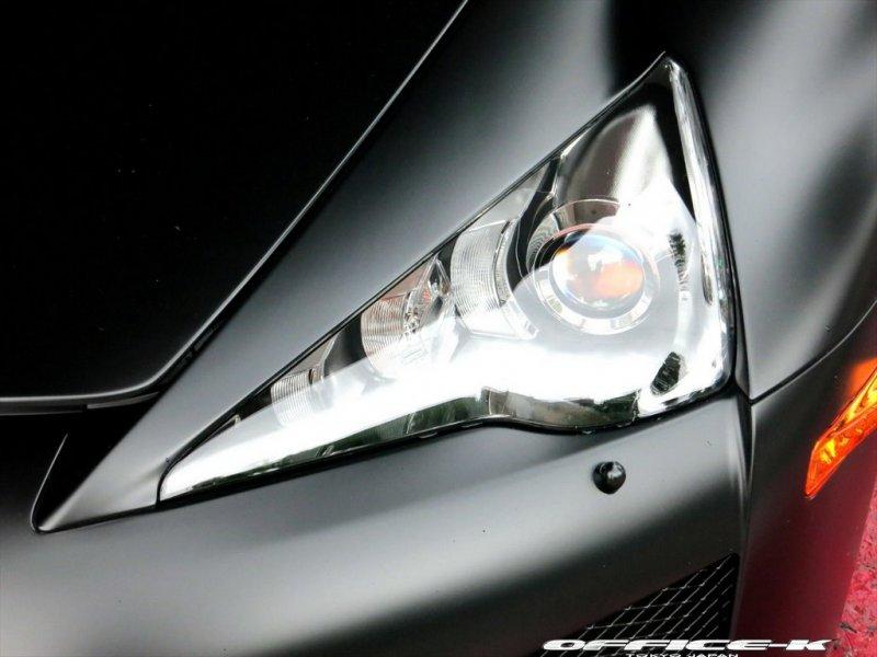Lexus LFA в доработке Office-K