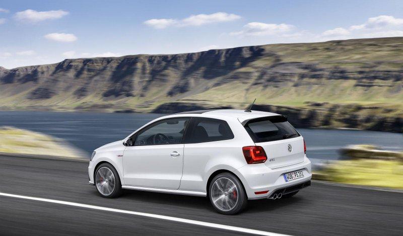 Volkswagen обновил компактный «горячий» хэтчбек Polo GTI