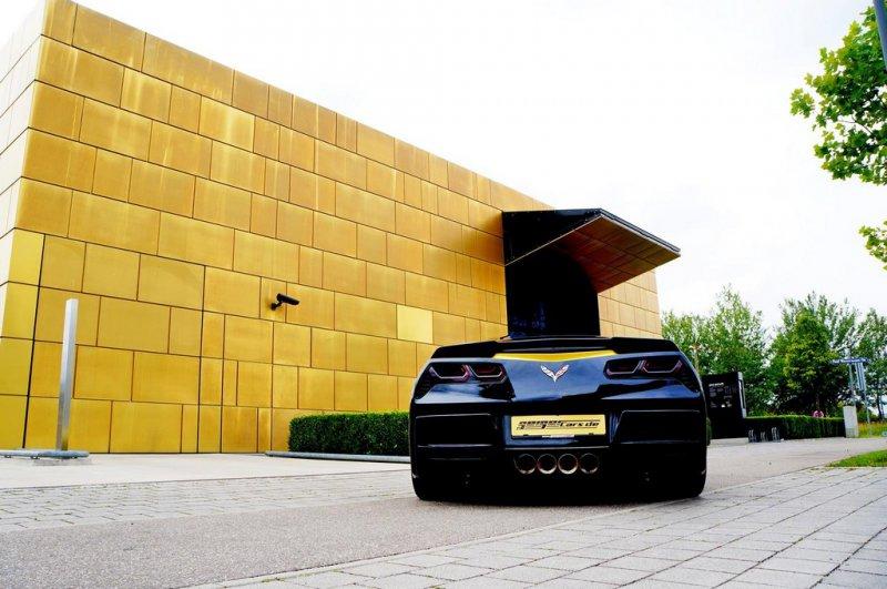 GeigerCars оценил доработанный Corvette C7 Stingray 113 000 €