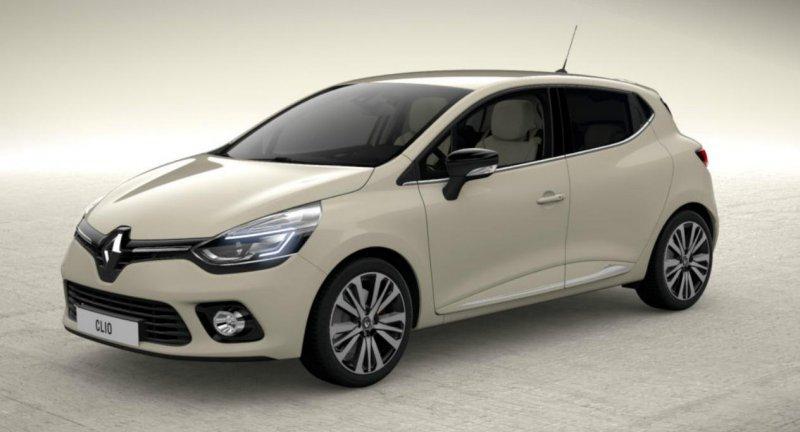 Renault рассекретил первую люксовую модель Clio Initiale Paris