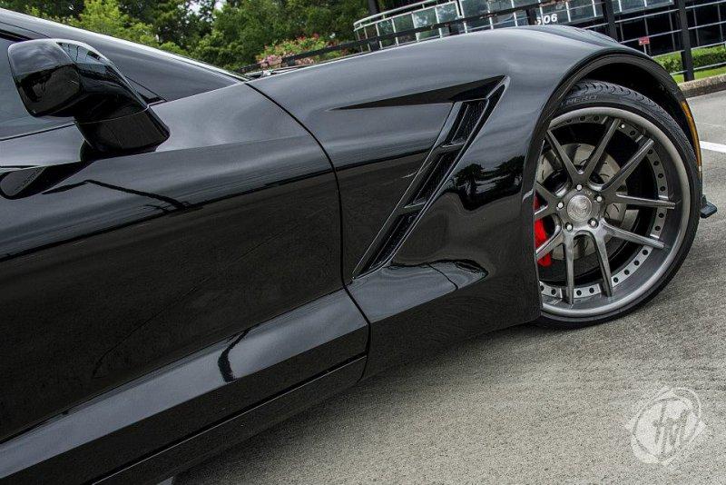 Chevrolet Corvette С7 Stingray от Progressive Autosports
