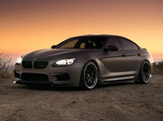 BMW M6 Gran Coupe в тюнинге Boden Autohaus