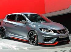 Париж 2014: Nissan Pulsar получил «заряженную» версию от Nismo