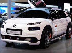 Париж 2014: C4 Cactus AIRFLOW 2L – экономичный концепт от Citroen