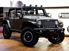 ����� 2014: Jeep Unlimited Rubicon Stealth � ������������ �������