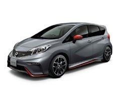 Nissan поделился данными о спортивных версиях Note Nismo и Nismo S