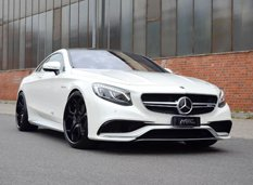 MEC Design поработал над Mercedes-Benz S63 AMG Coupe