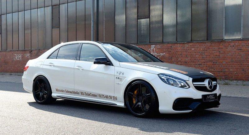 Mercedes E63 AMG в исполнении MEC Design