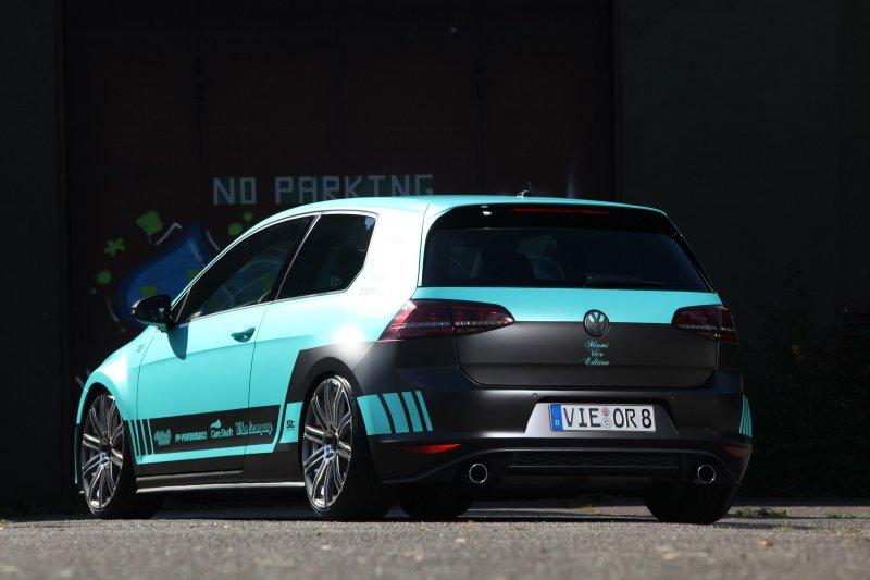 Volkswagen Golf VII GTI от Cam Shaft и PP-Performance