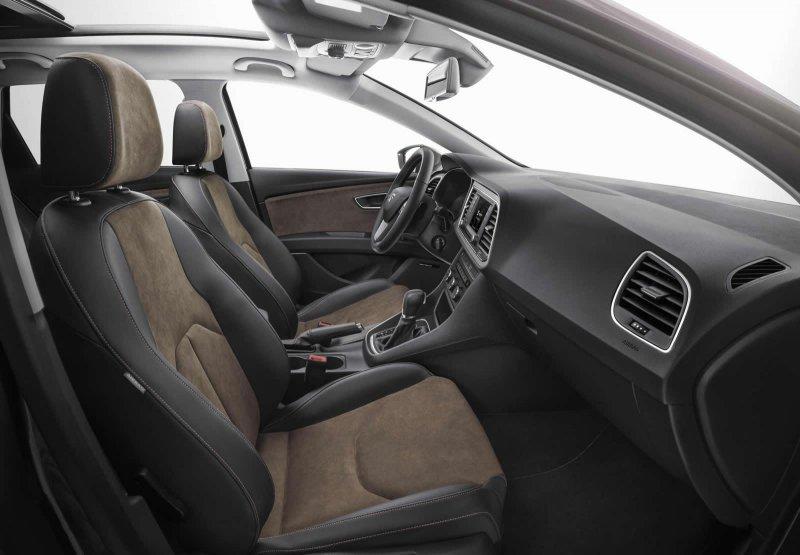 Париж 2014: SEAT Leon обзавелся вседорожной версией X-Perience