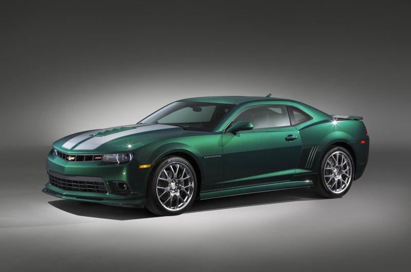 Chevrolet просит придумать имя спецверсии Camaro SS Special Edition