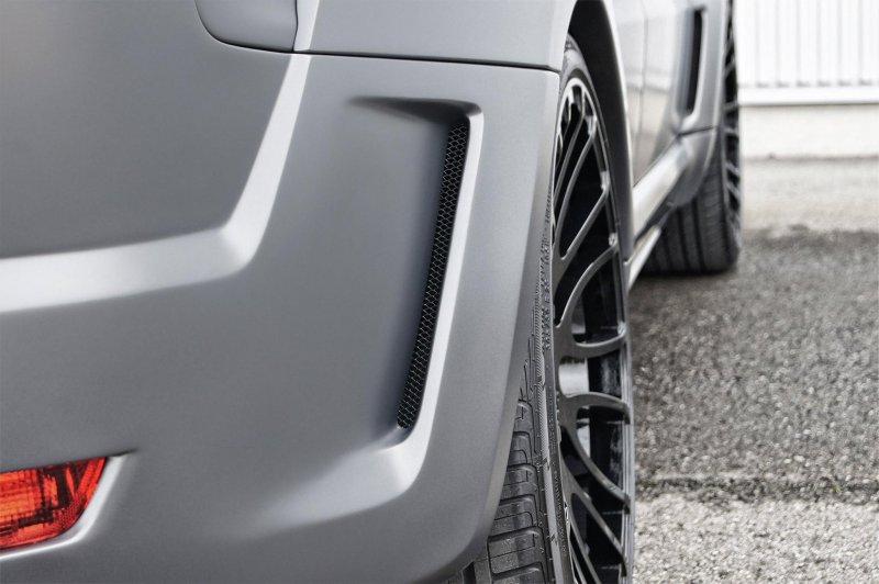 Range Rover Sport 2014 в широком обвесе Hamann Motorsport
