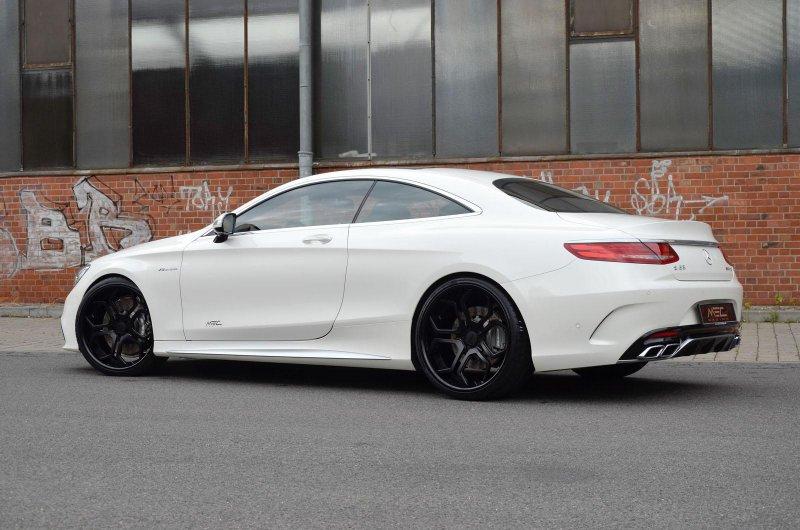 MEC Design поработал над Mercedes-Benz S63 AMG Coupe