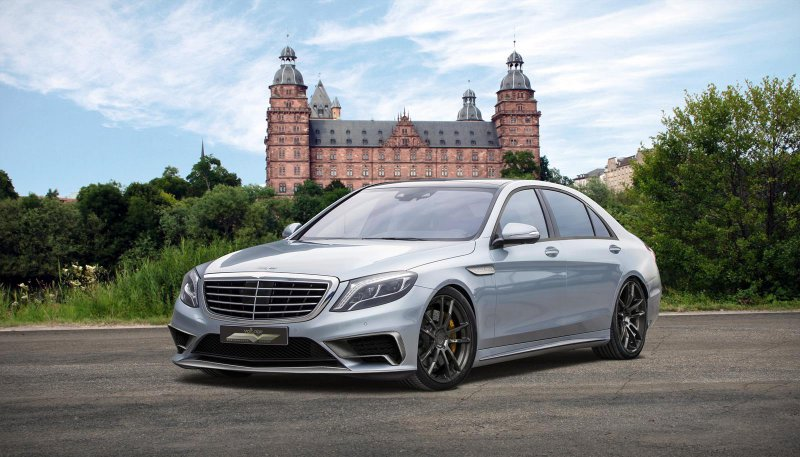 Voltage Design ��������� Mercedes-Benz S65 AMG