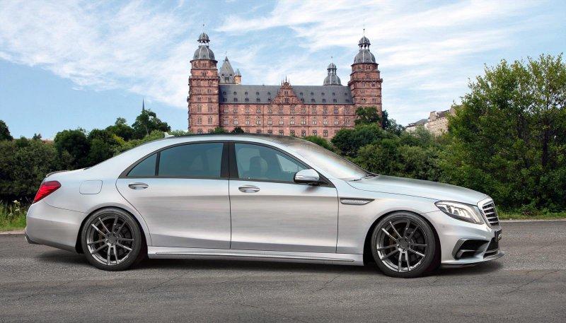 Voltage Design доработал Mercedes-Benz S65 AMG
