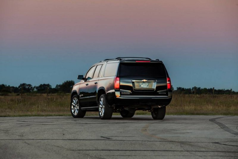 Chevrolet Suburban от Hennessey Performance