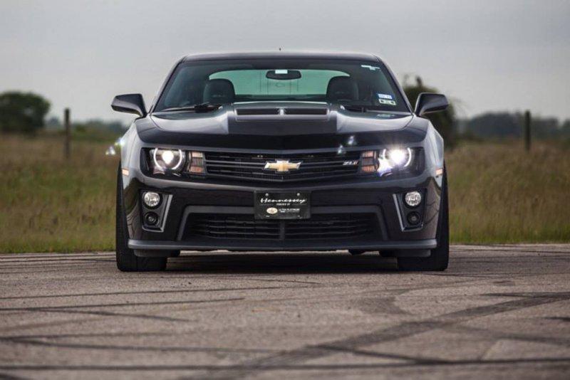 Hennessey оснастил пакетом HPE750 Chevrolet Camaro ZL1