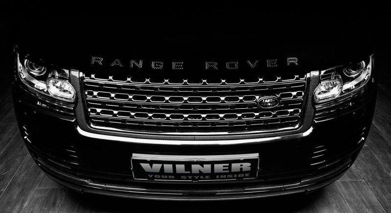 Range Rover Autobiography LWB от Vilner
