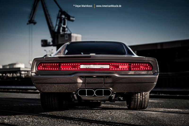 Dodge Charger GTS/R от Wheelsandmore