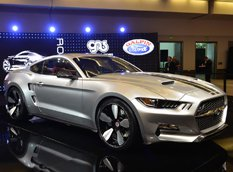 ���-�������� 2014: Ford Mustang Rocket �� GAS � ������� �������