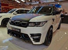 Эссен 2014: Range Rover Sport от Larte Design